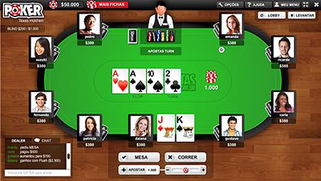 Regras de poker texas holden